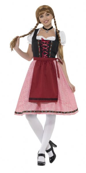 Bavarian Tavern Maid